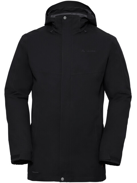 VAUDE Idris II 3in1 Parka Men black
